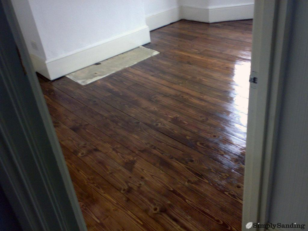 Dark Stained Wood Floors Design Your Ideas