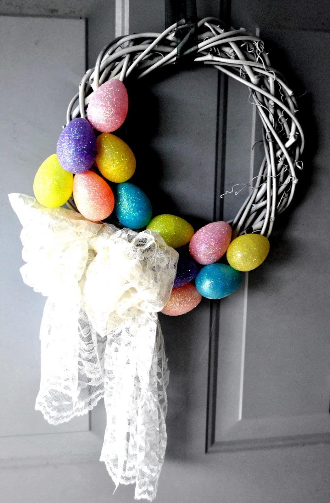 Day Life Dracofly Diy Easter Egg Grapevine