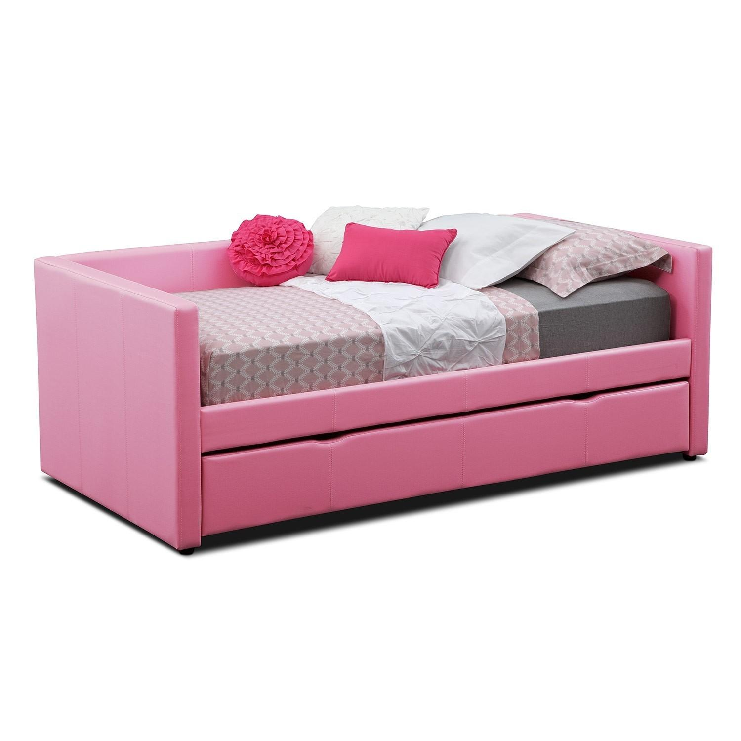 Daybed Trundle Kids Pop Bed