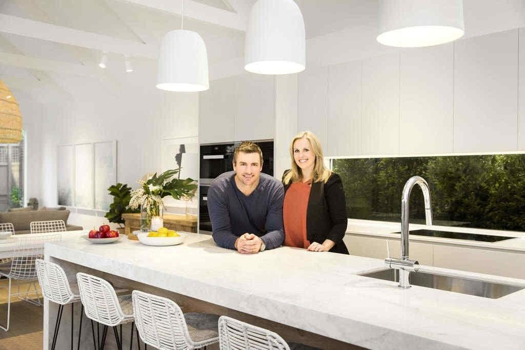 Dea Darren Jolly Their Renovation Project Balancing