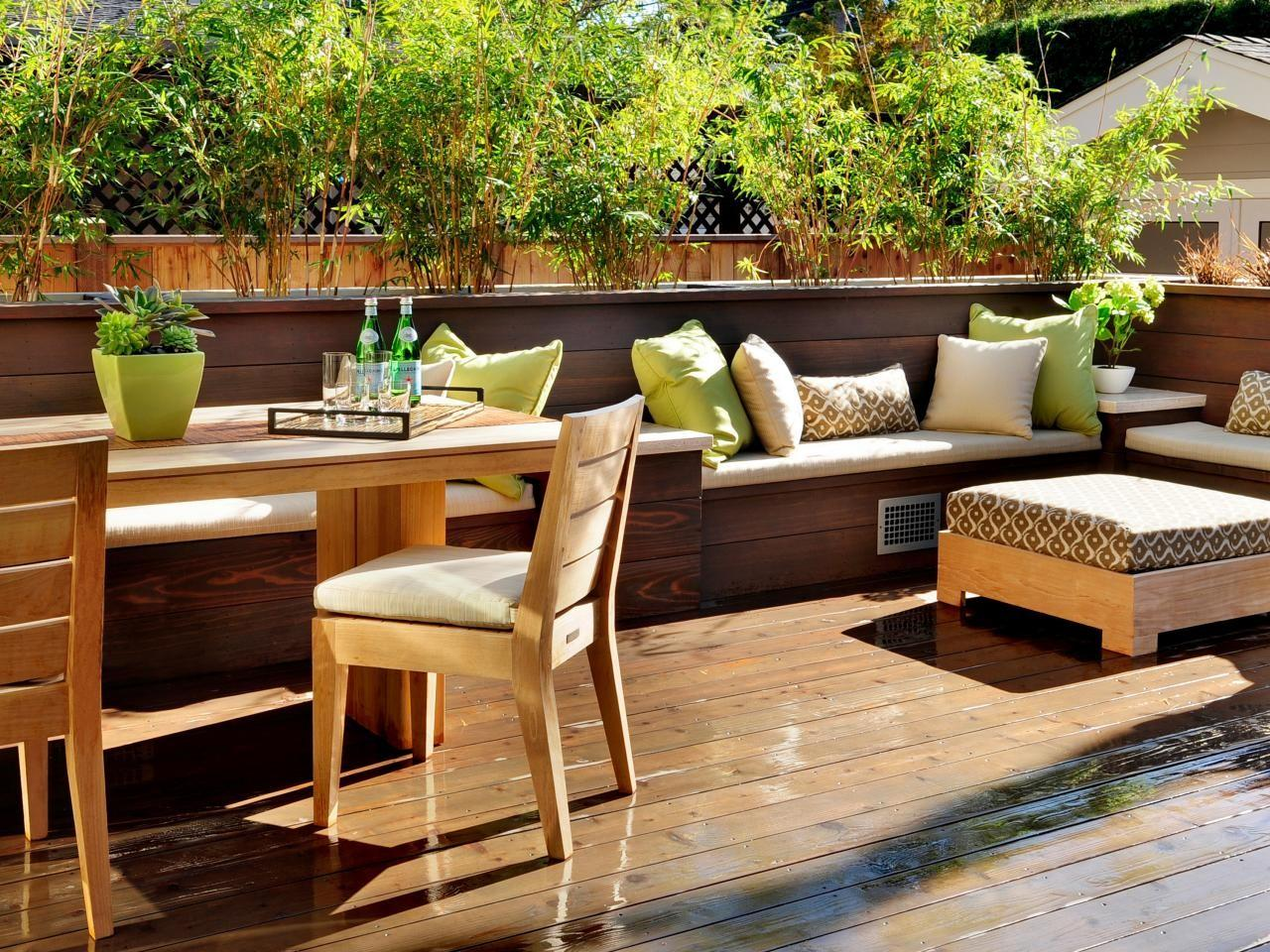 Deck Design Ideas Outdoor Spaces Patio Decks