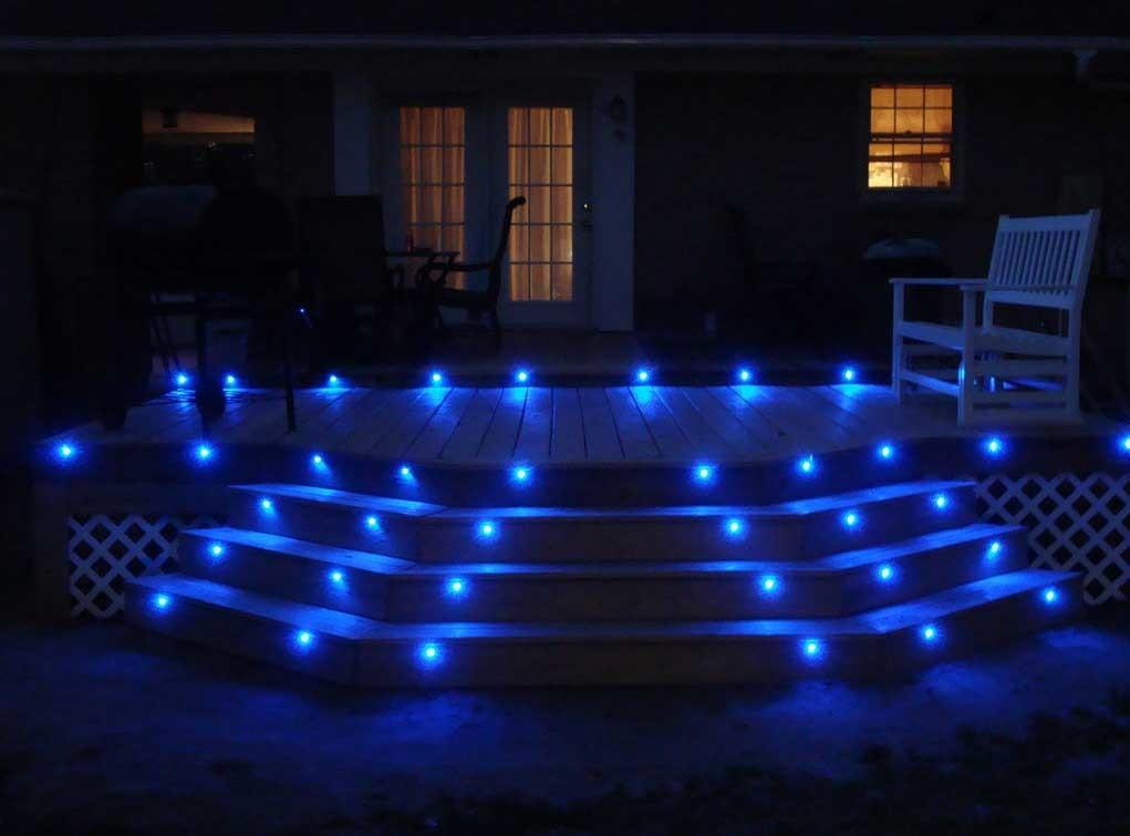 Deck Lighting Ideas Blue Led Little Dot Smd
