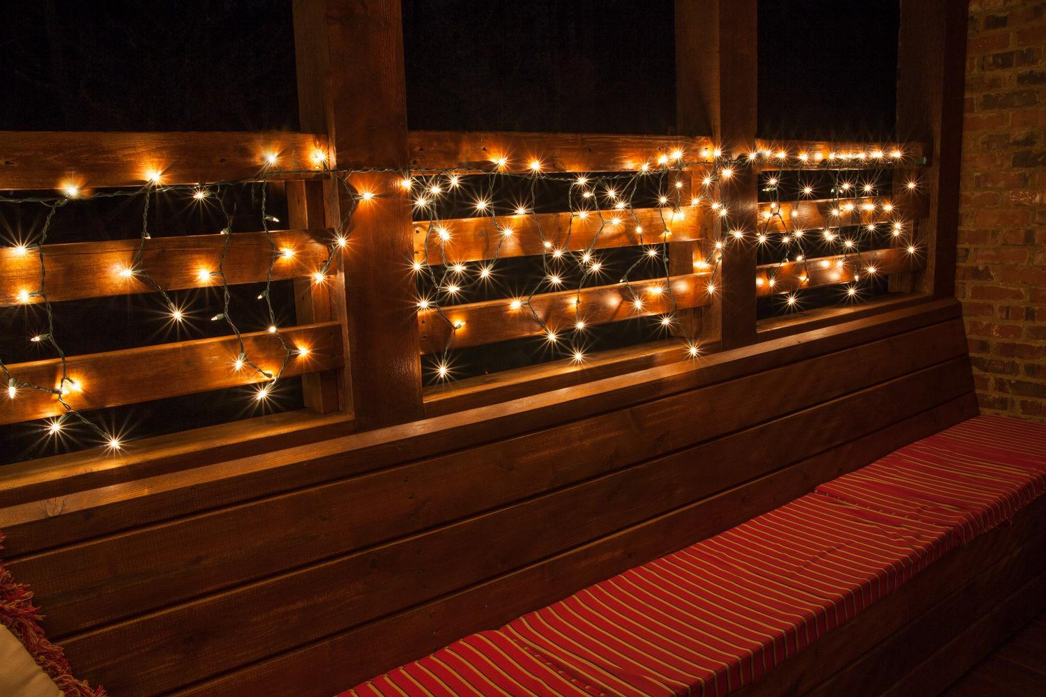 Deck Lighting Ideas Brilliant Results Yard Envy