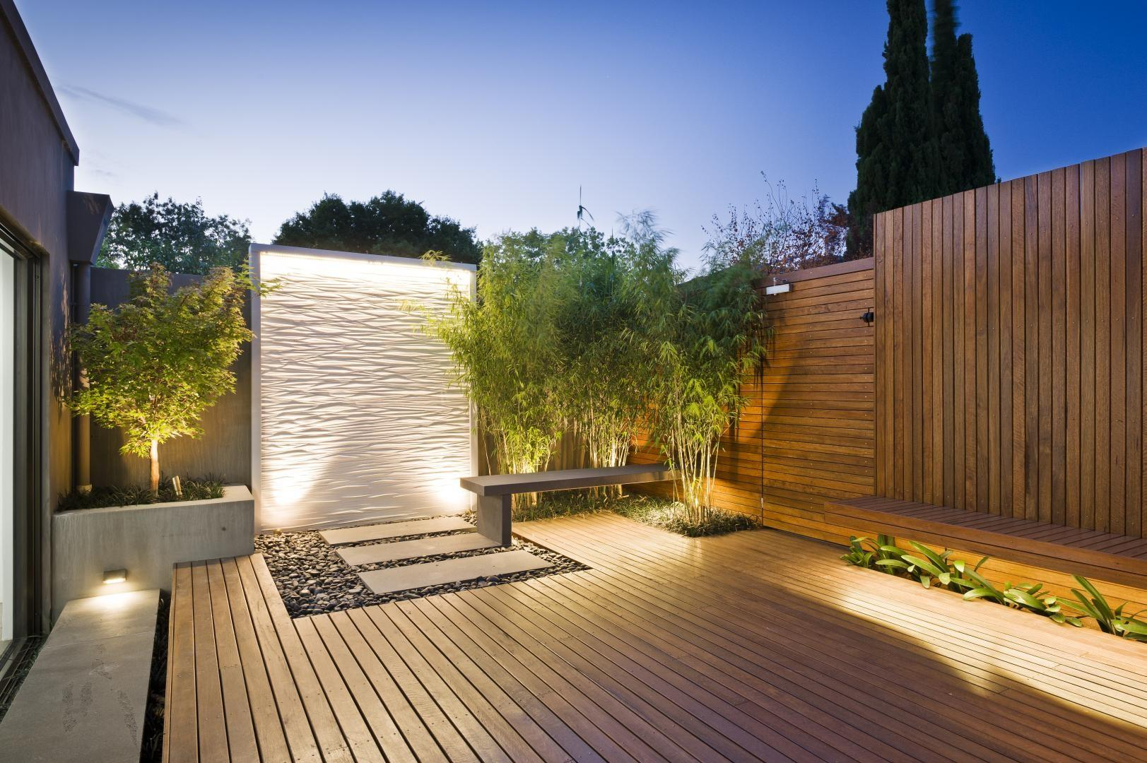 Deck Lighting Ideas Bring Out Beauty Space