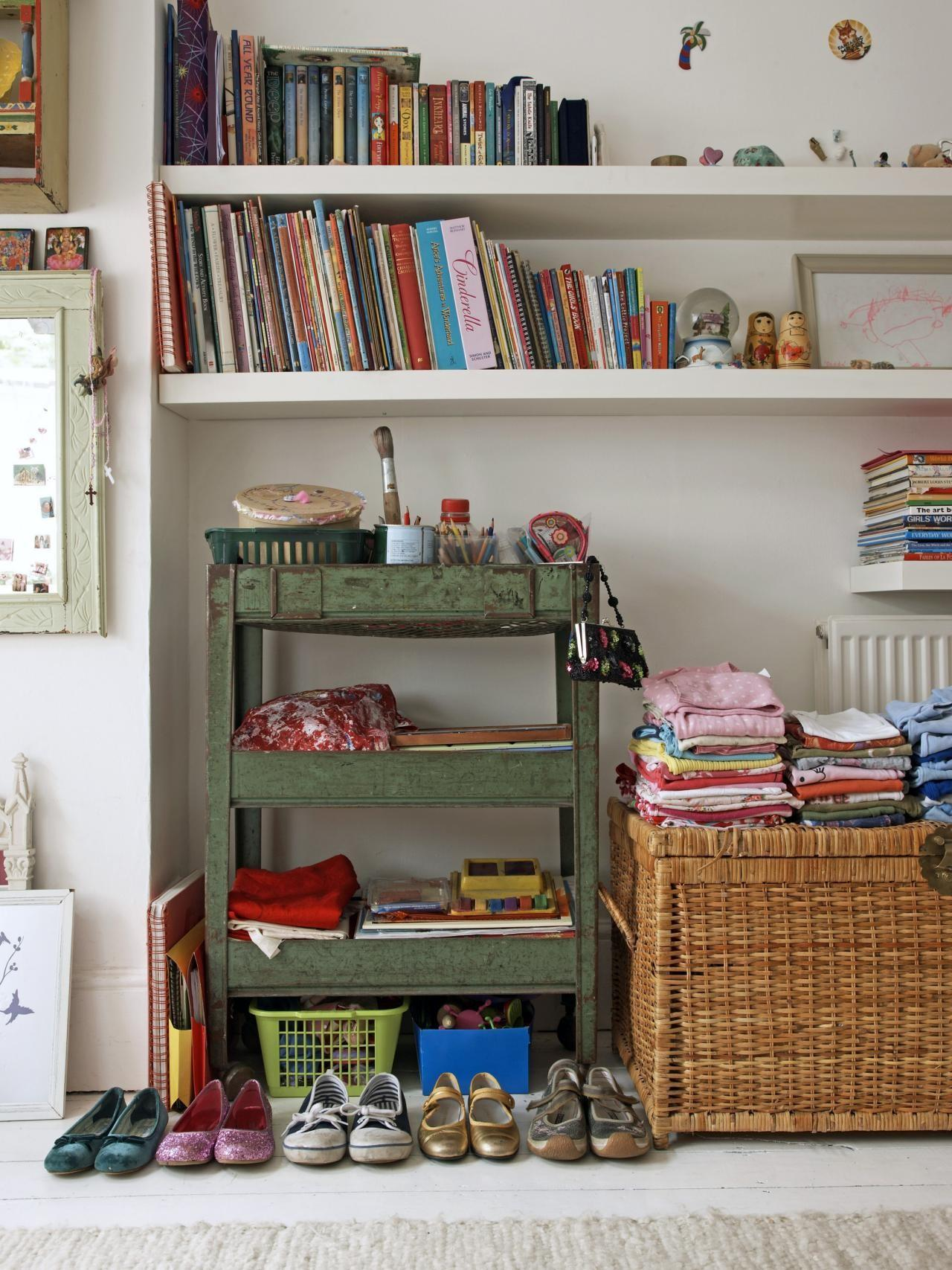 Declutter Easy Ideas Organizing Cleaning