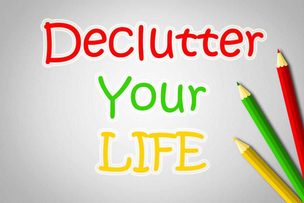 Declutter Your Home Before Guests Arrive Tips