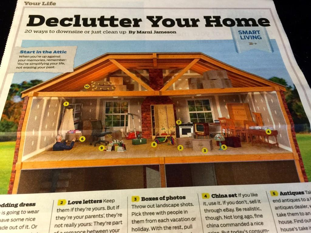 Declutter Your Home Danelle Hall Books