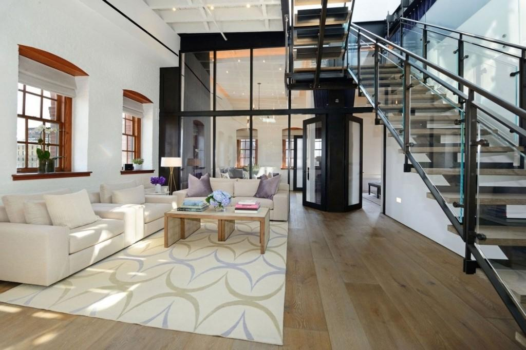 Deco Loft New Yorkais John Lofts York