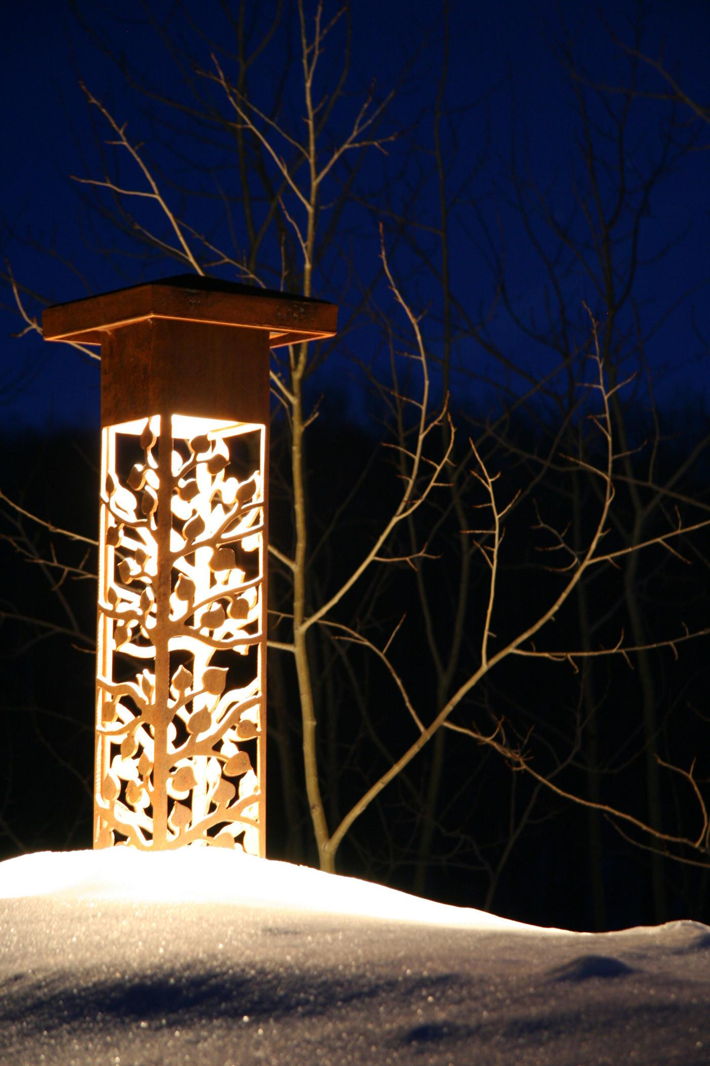 Decor Awesome Decorative Outdoor Lighting Decorating