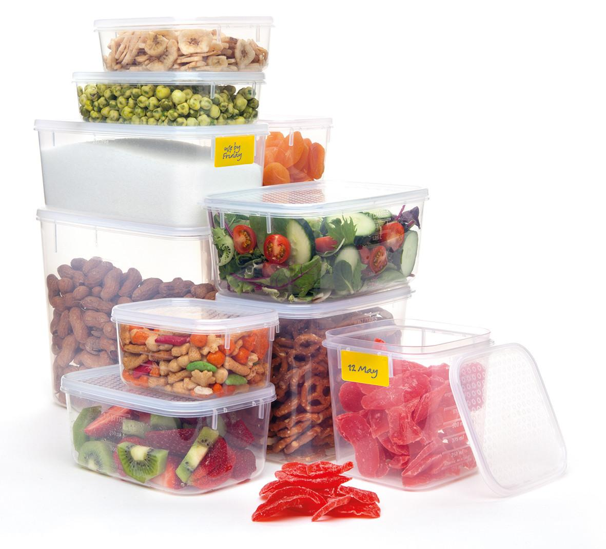 Decor Food Storage Containers Best Design 2017