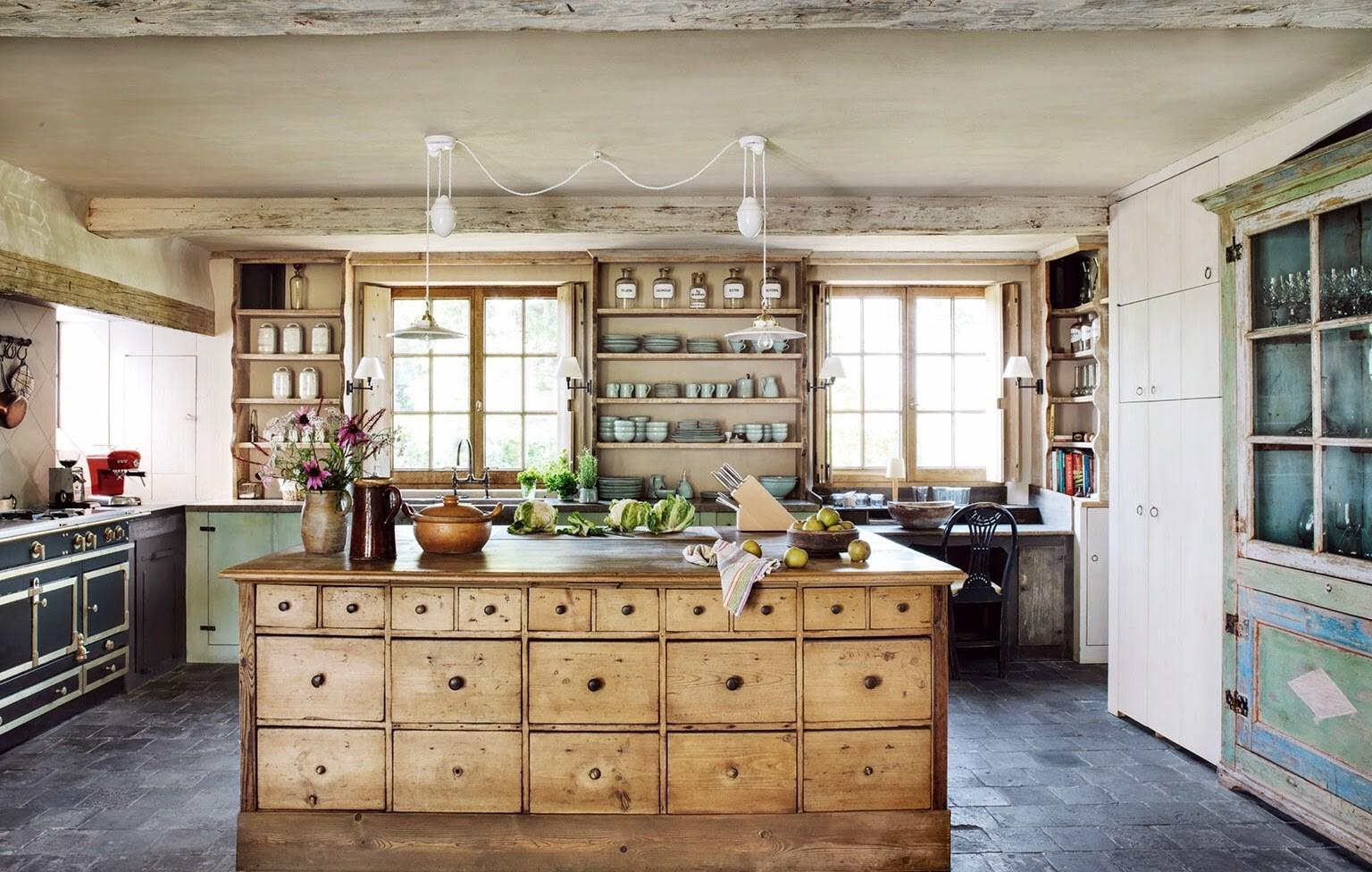 Decor Inspiration Country House Belgium Cool Chic