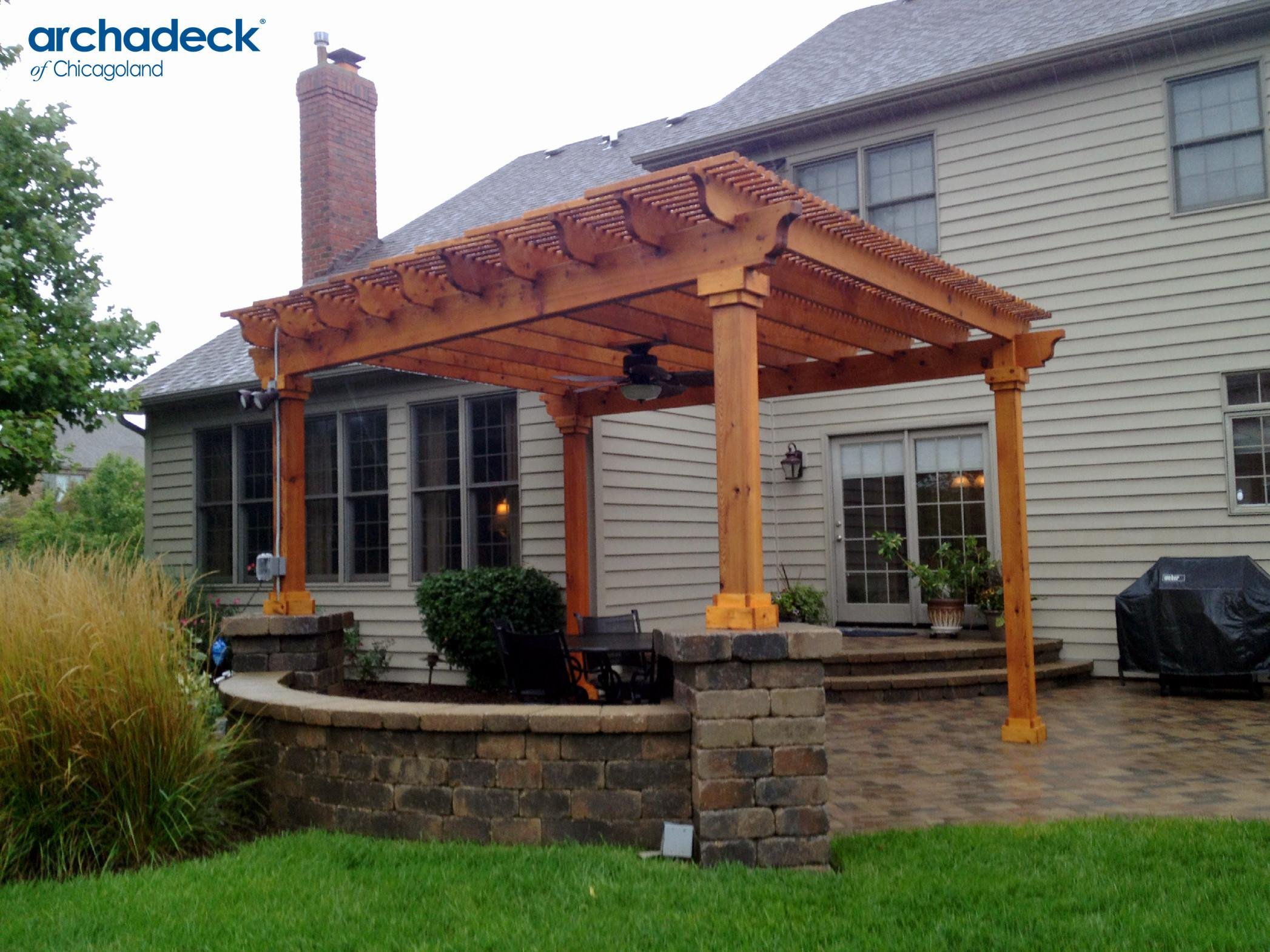 Decor Pergola Canopy Design Ideas Modern Backyard Decoratorist 200384
