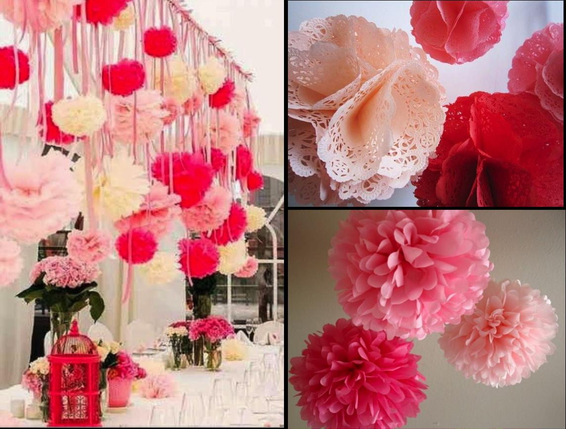 Decor Poms Decorations