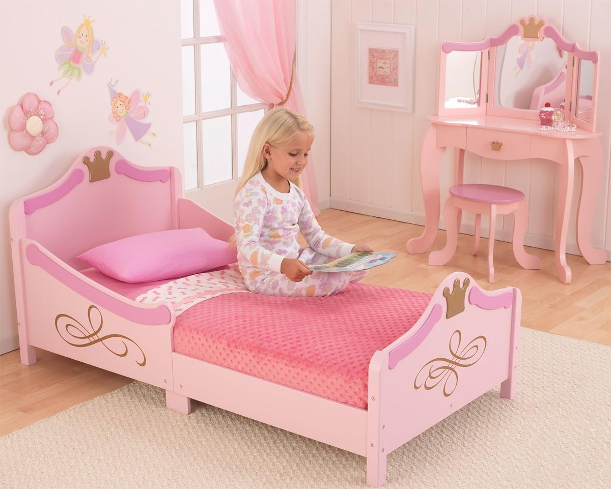 Decor Toddler Princess Bed Special