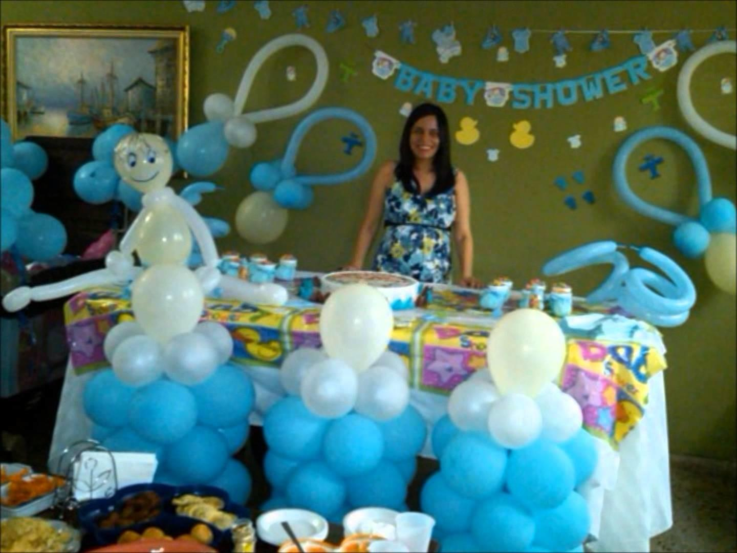 Decoracion Baby Shower Balloon Decoration