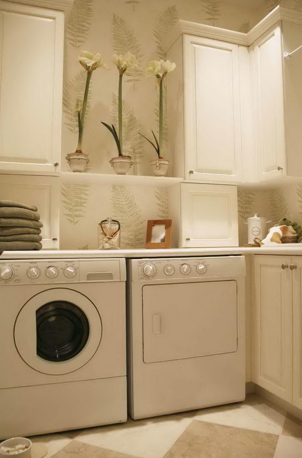 Decorate Laundry Room Walls Home Design Ideas