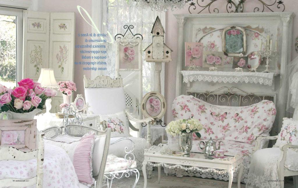 Decorate Shabby Chic Living Room