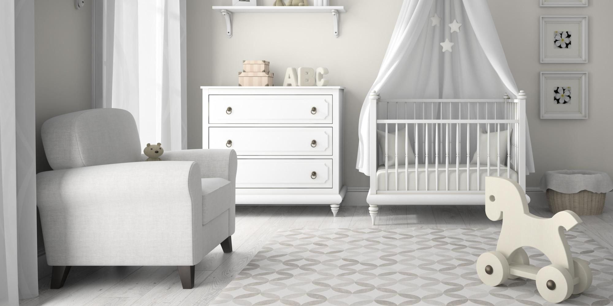 Decorate Your Baby Nursery Day Huffpost