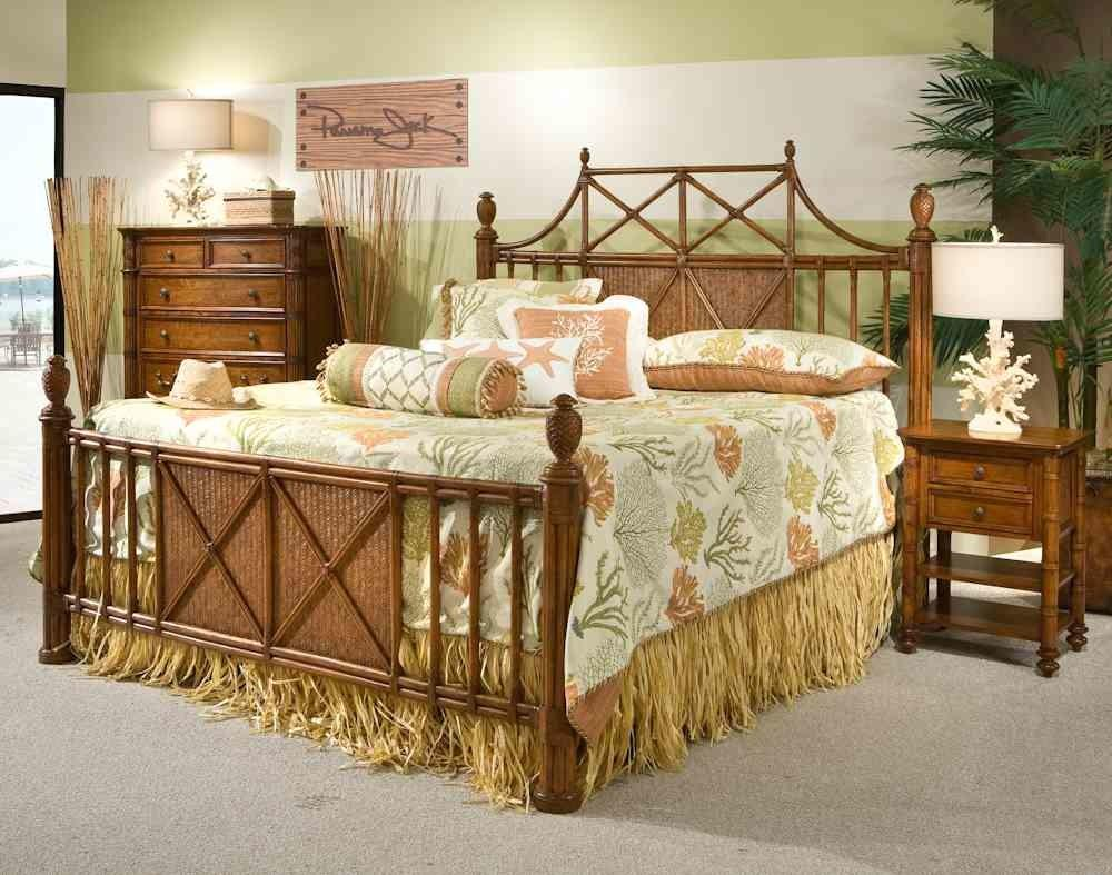 Decorate Your Bedroom Bamboo Furniture