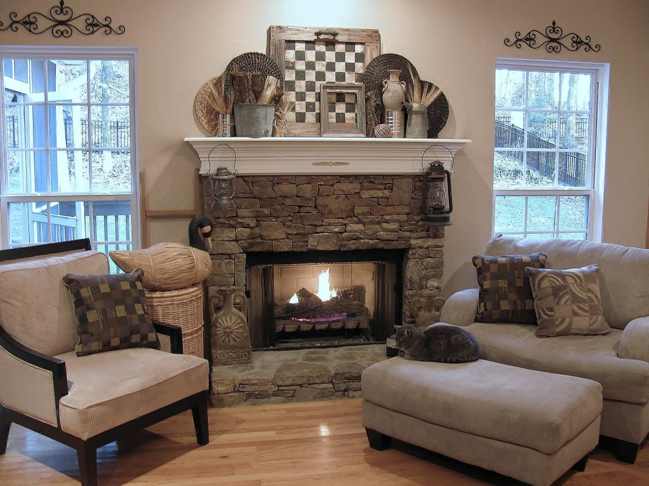 Decorate Your Mantel Winter Interior Design Styles