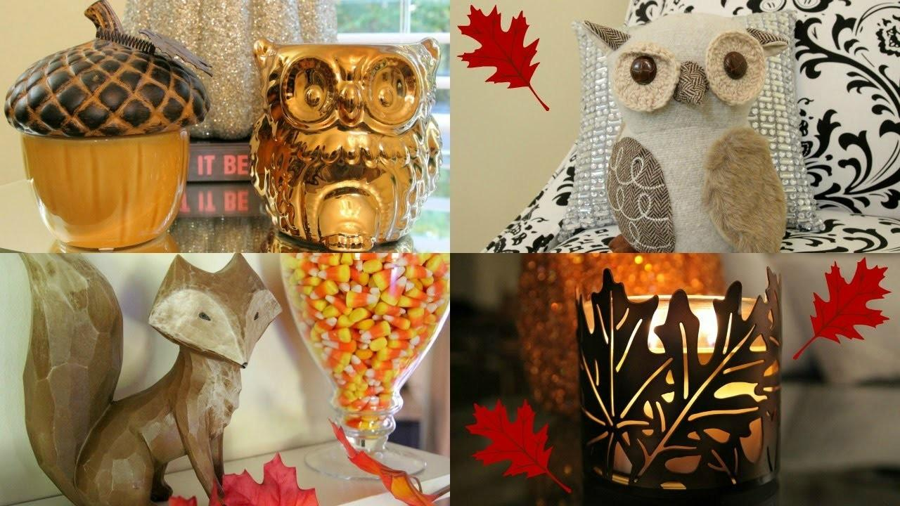 Decorate Your Room Fall Decor Ideas