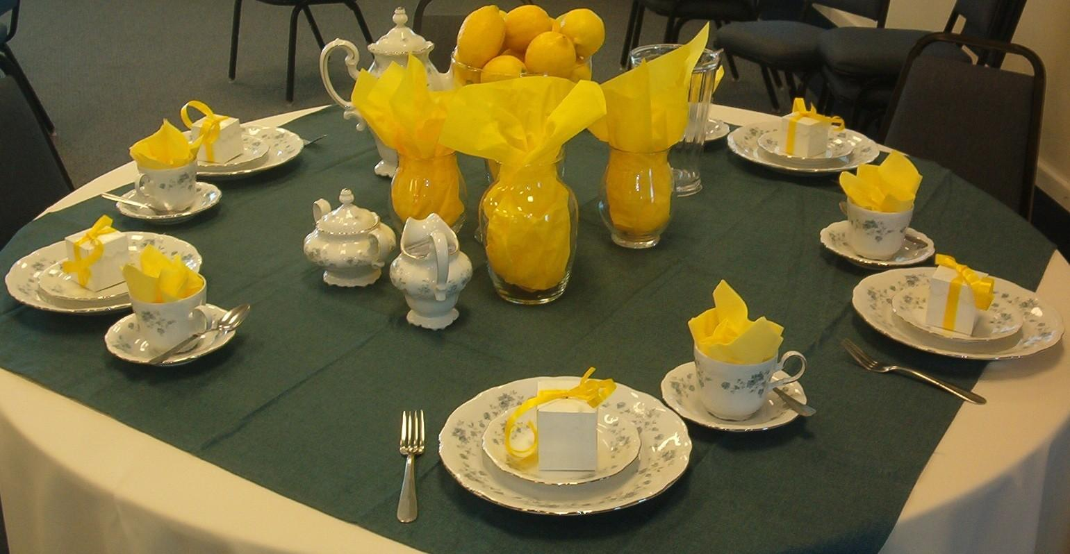 Decorateyourtable Spring Table Decorating Ideas