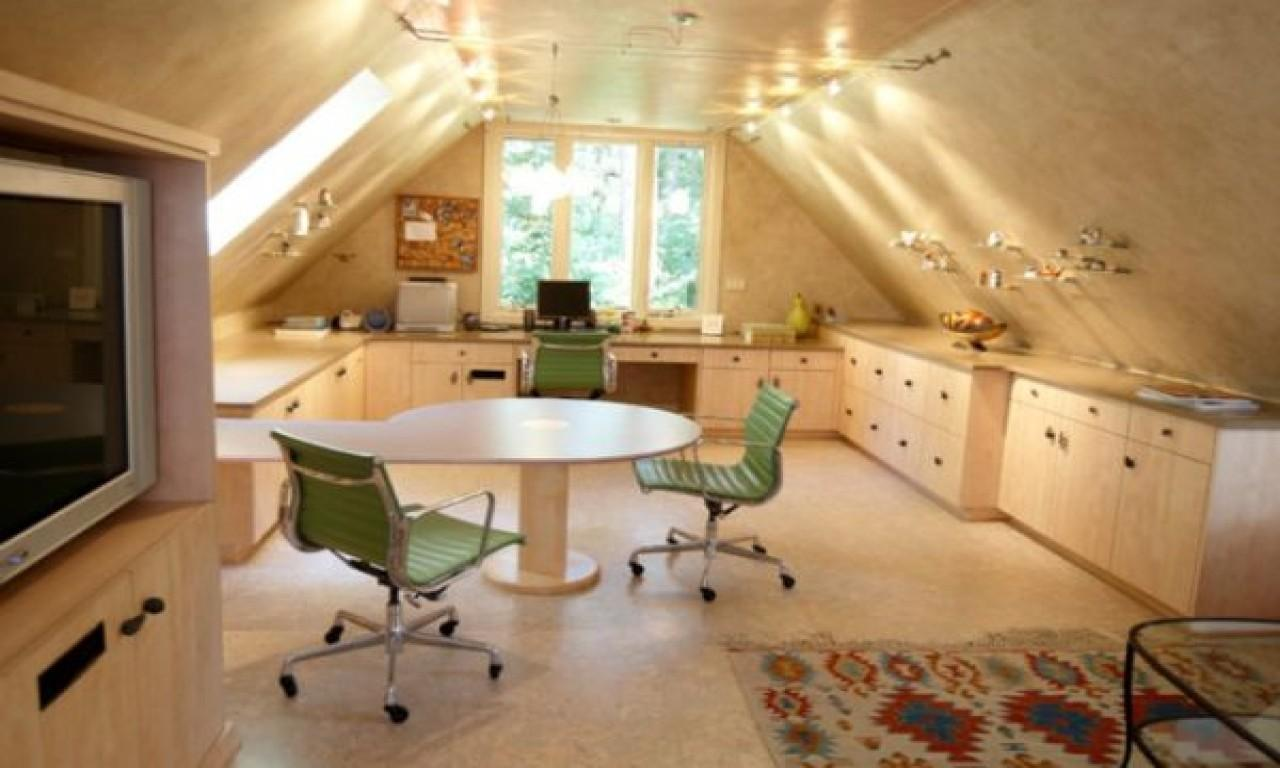 Decorating Attic Bedrooms Feng Shui Home Office