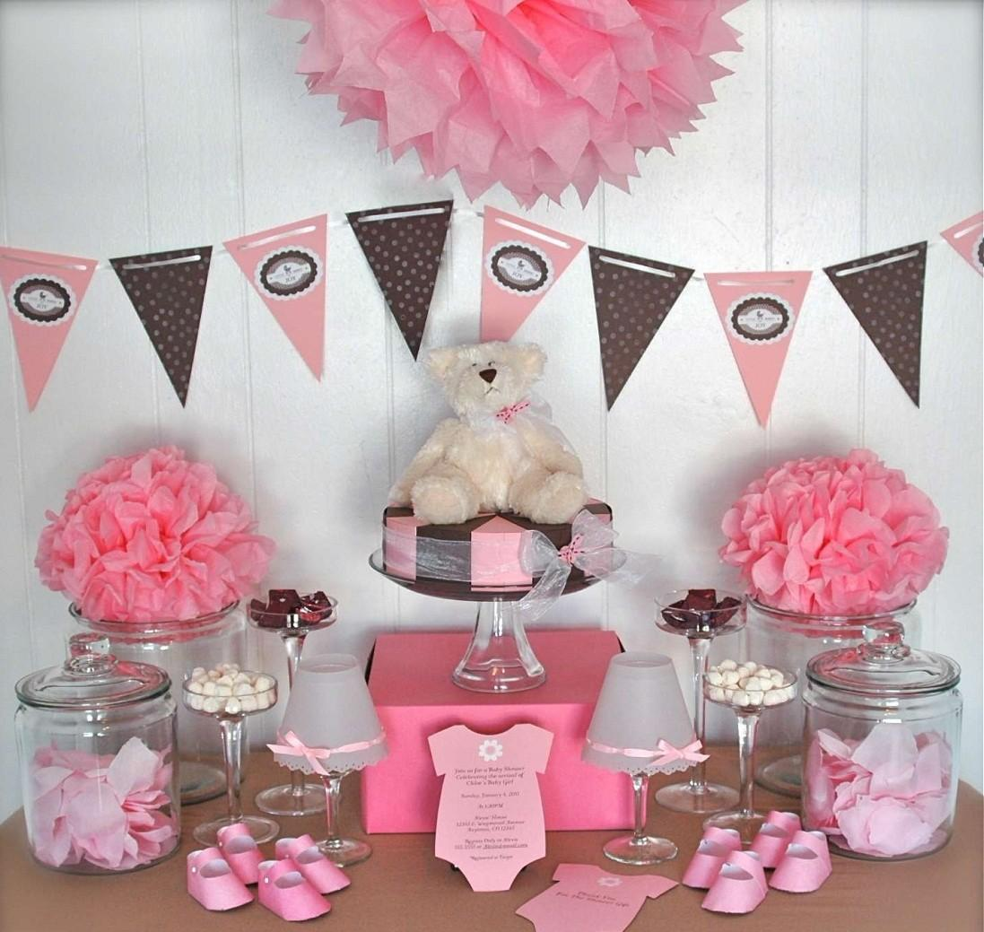 Decorating Baby Shower Party Favors Ideas