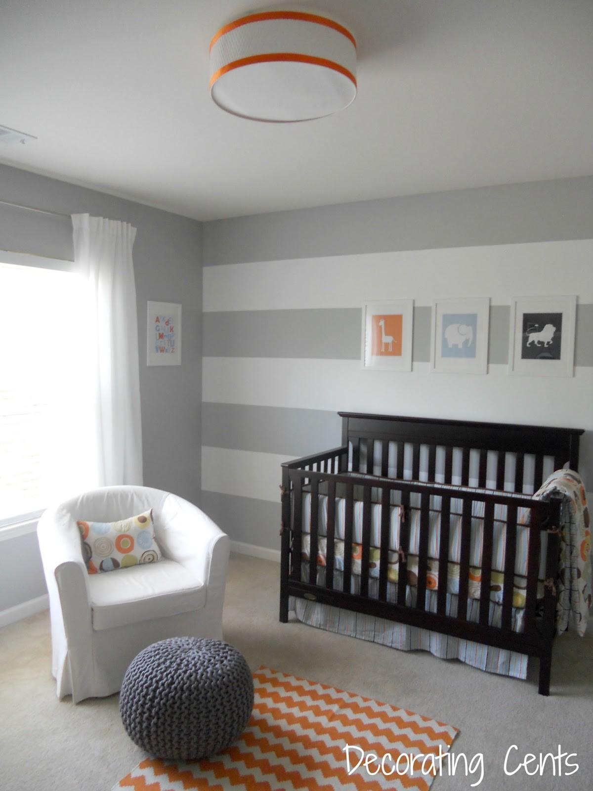 Decorating Cents Nursery Sources