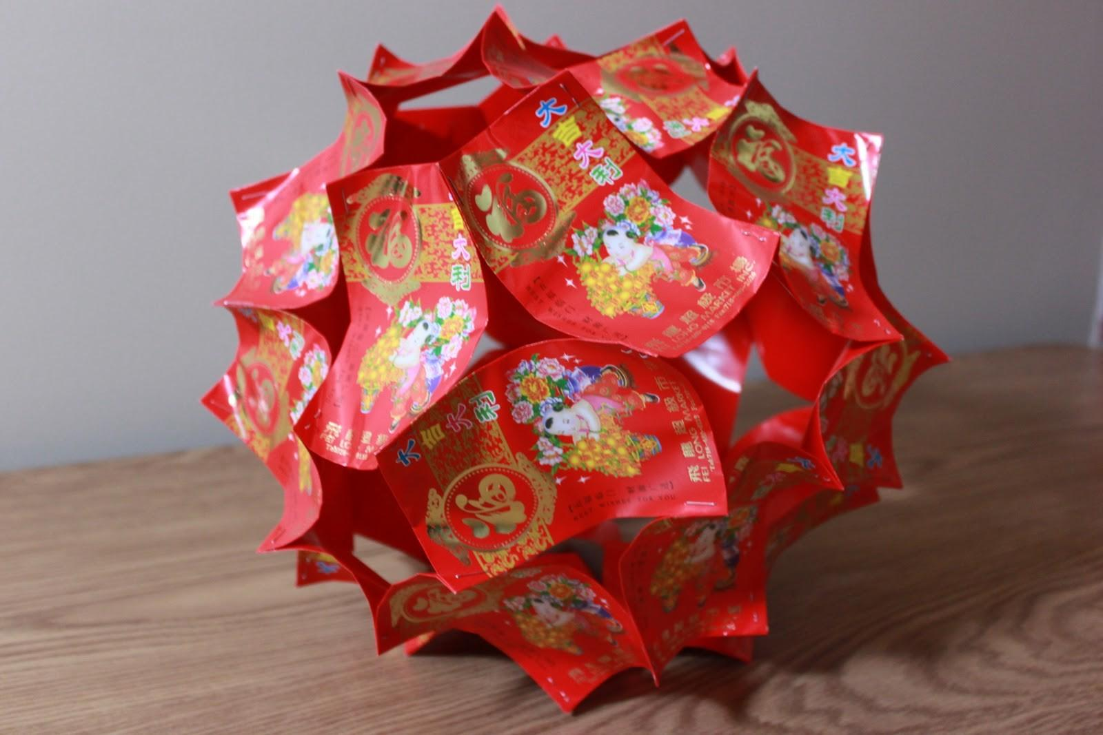 Decorating Diy Chinese New Year Decoration Ornament Paper