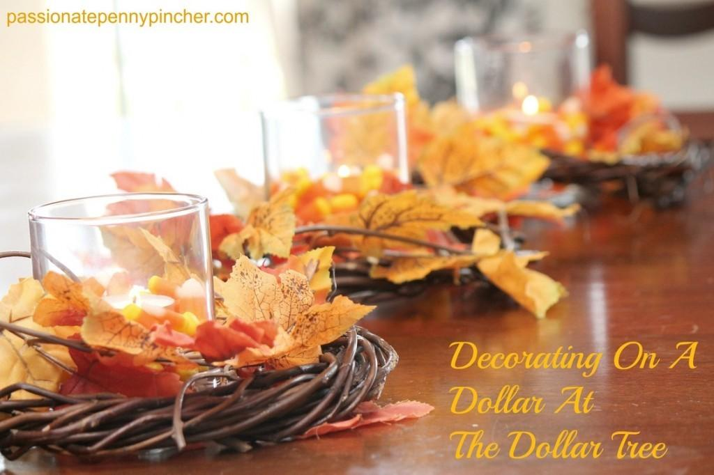 Decorating Dollar Tree Passionate Penny Pincher