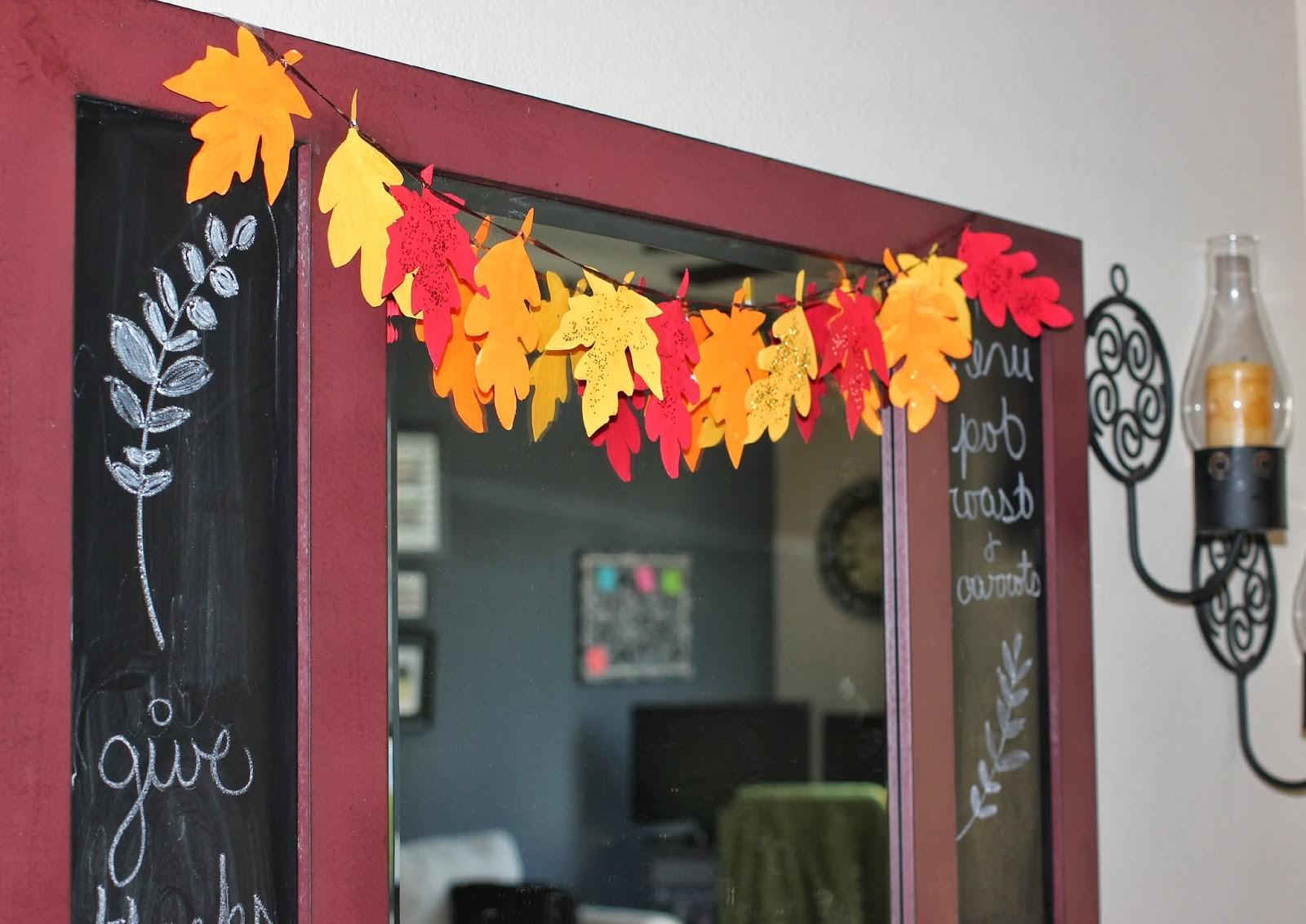 Decorating Endearing Thanksgiving Diy Decor Ideas