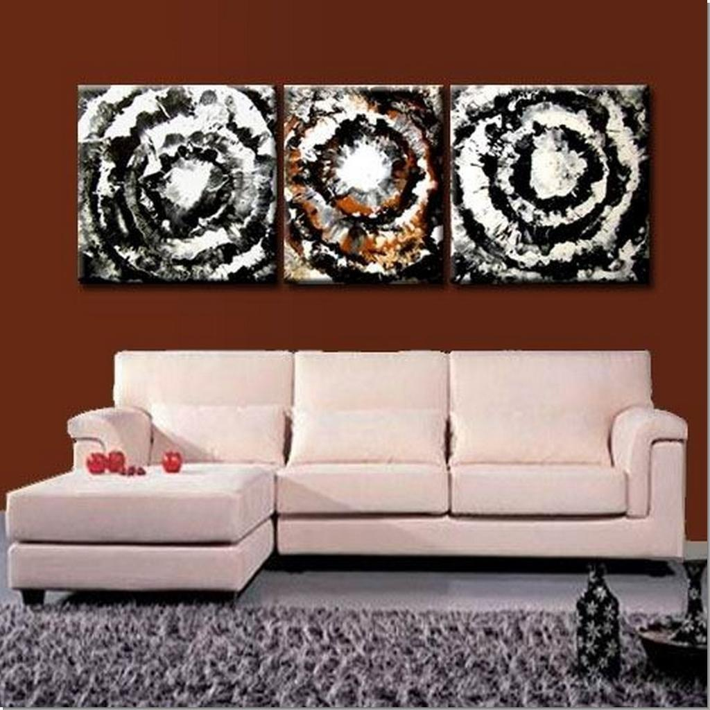 Decorating Gorgeous Acrylic Paintings Wall Decor