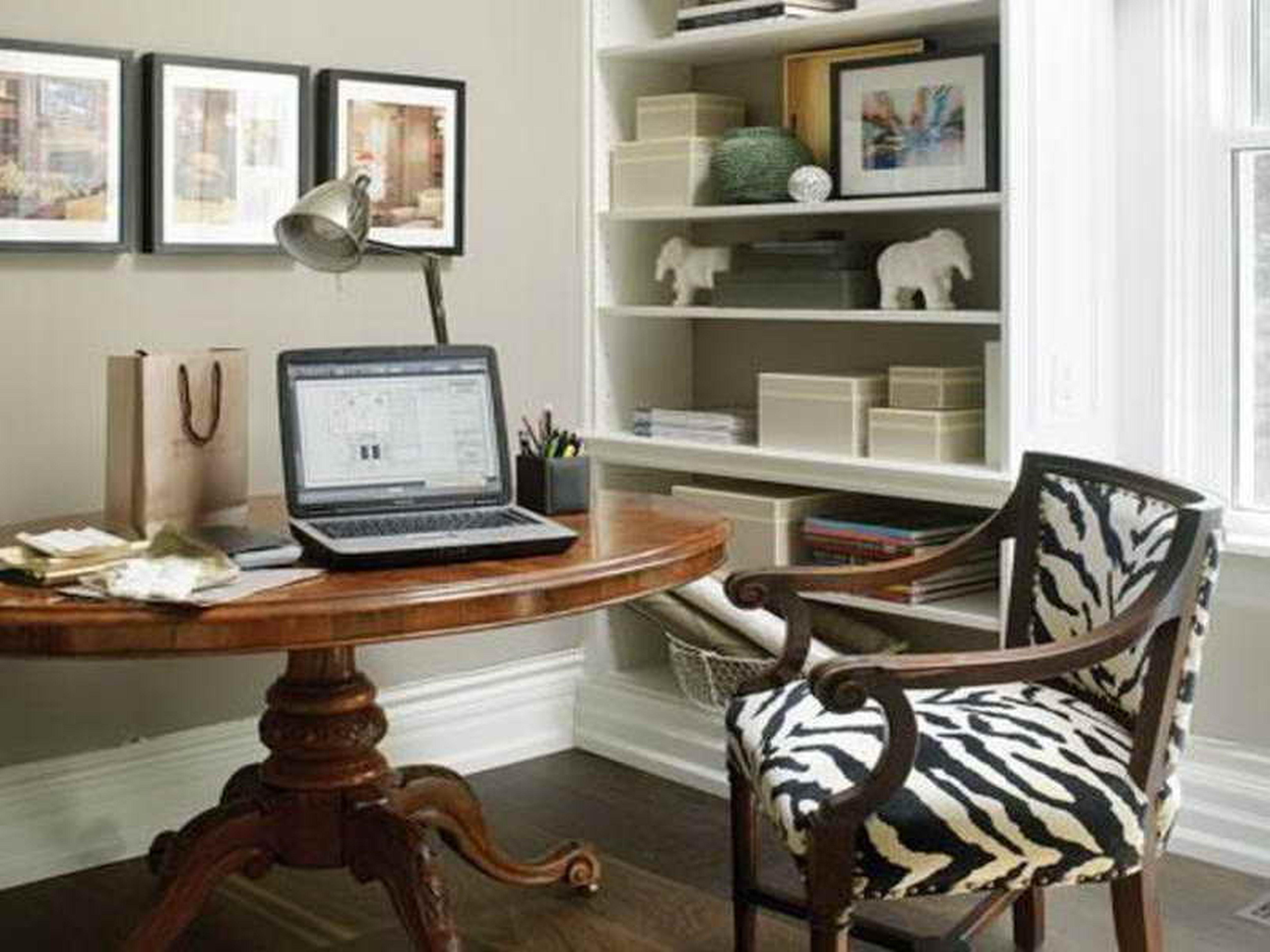 Decorating Home Office Modern House
