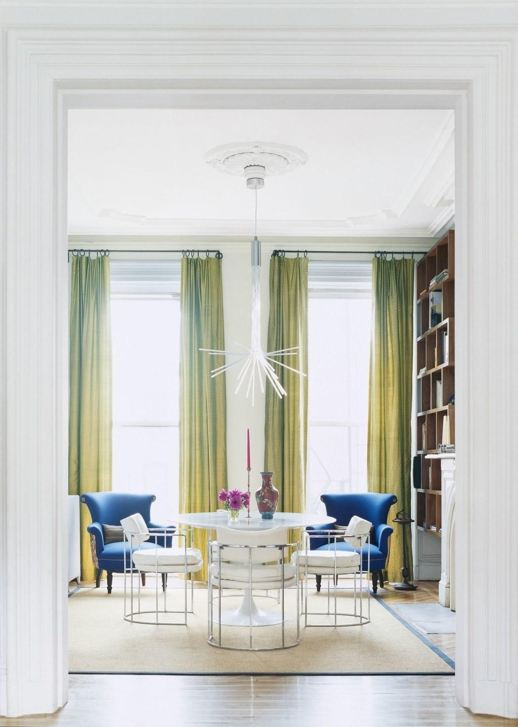 Decorating Ideas Brooklyn Town House Makeover Glamour