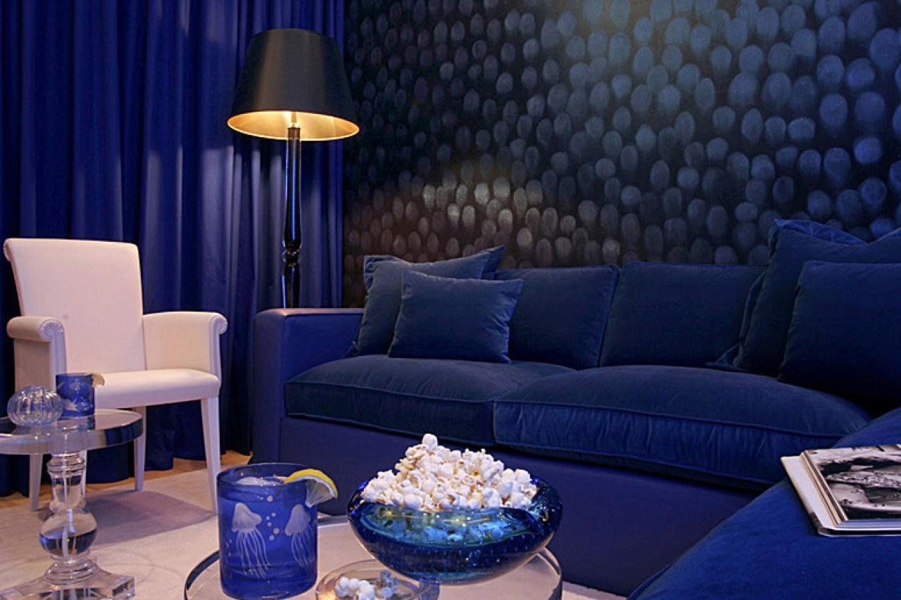 Decorating Ideas Rooms Blues