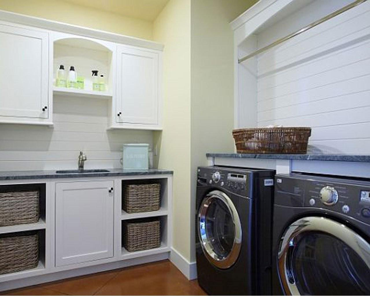 Decorating Laundry Room Design All Home Decor Ideas