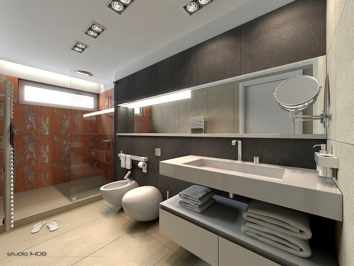 Decorating Minimalist Bathroom Designs Look Beautiful