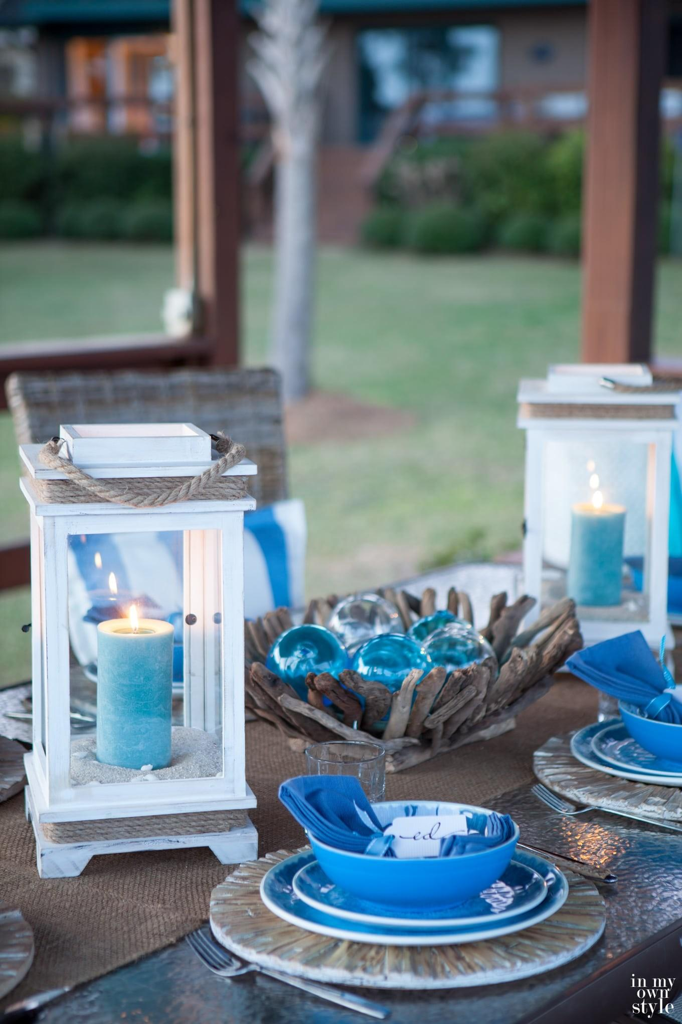 Decorating Outdoors Coastal Style Own