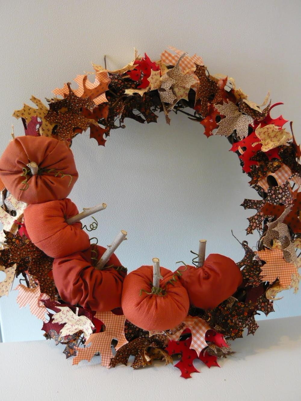 Decorating Thanksgiving Unexpected