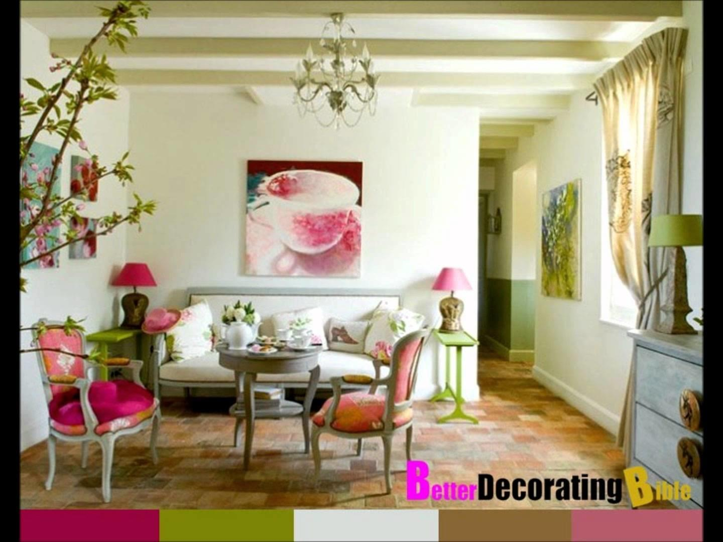Decorating Your Home Pastel Colors