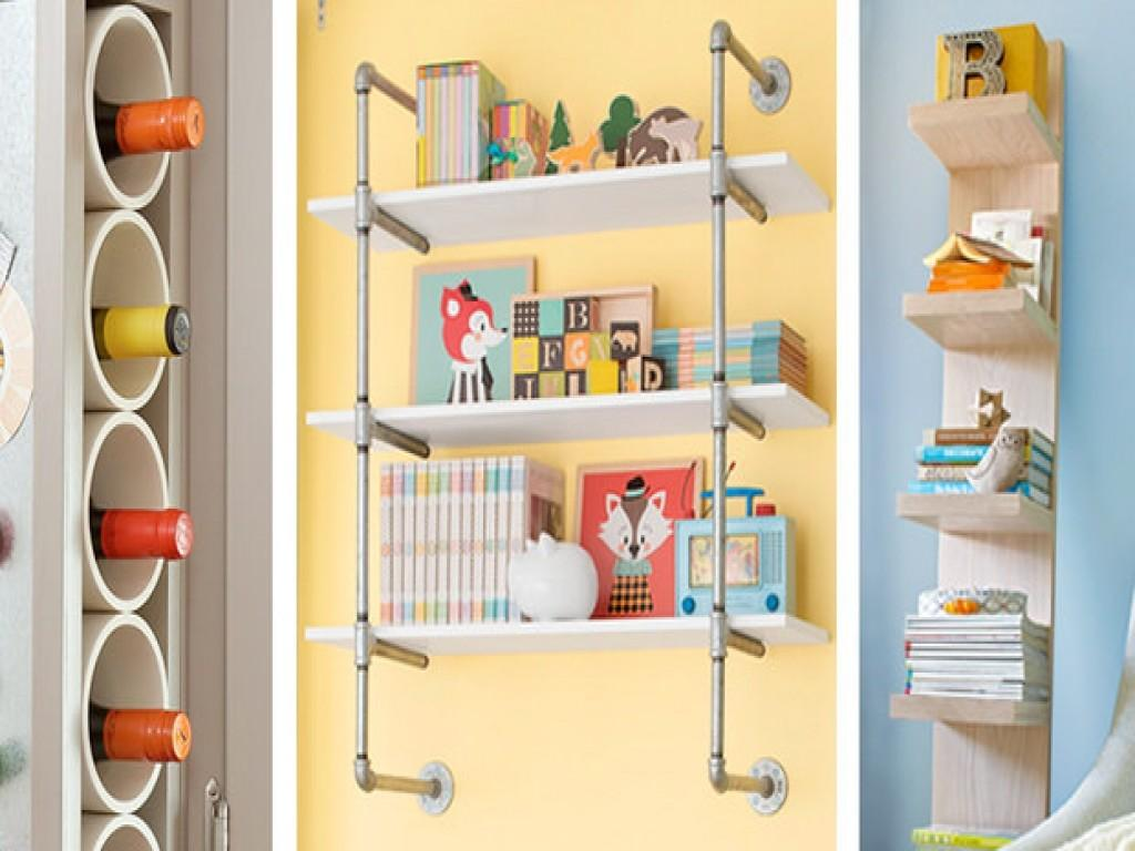 Decorating Your Small Space Diy Storage