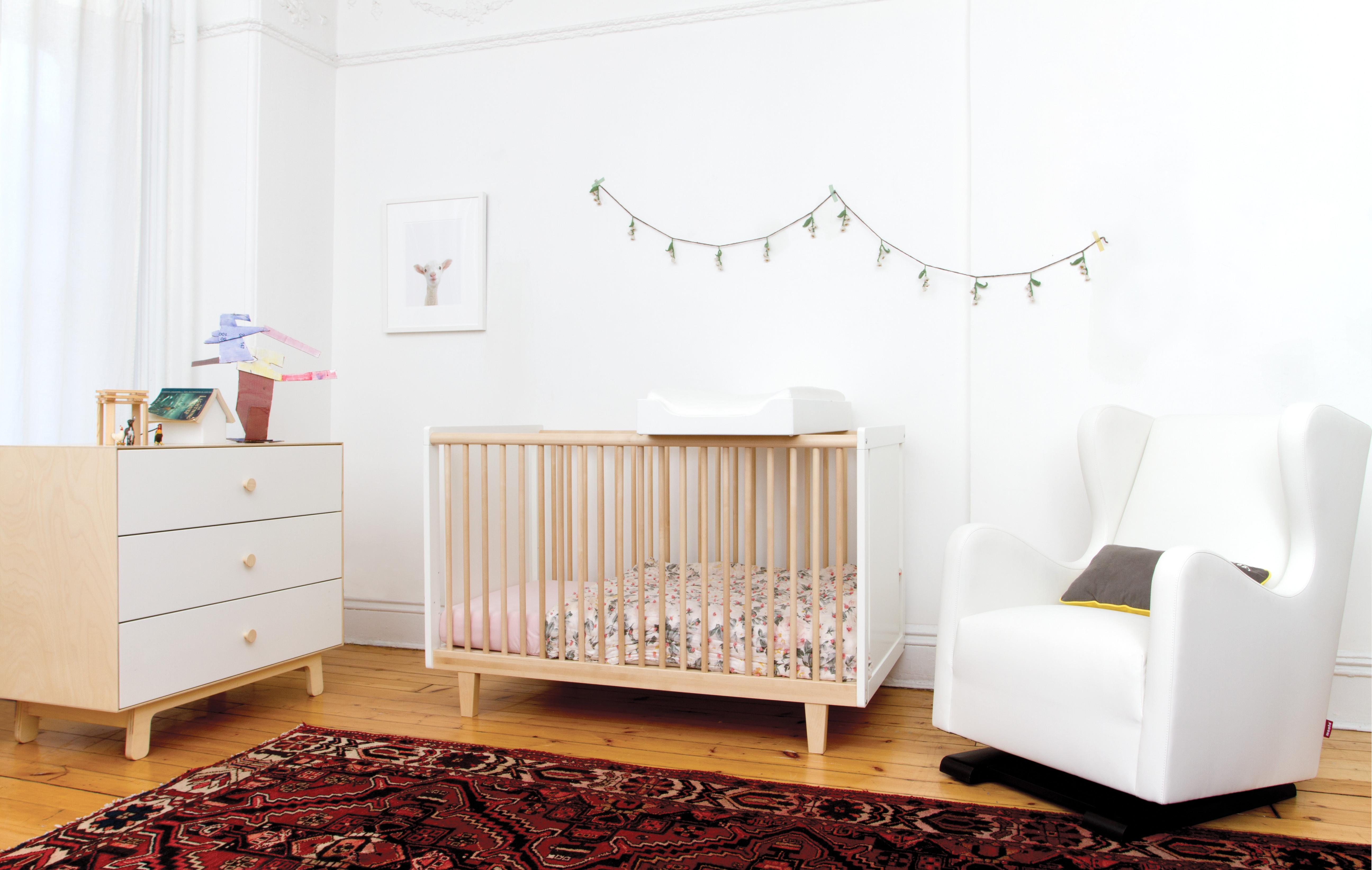 Decoration Baby Nursery Room Decorating Ideas Wooden