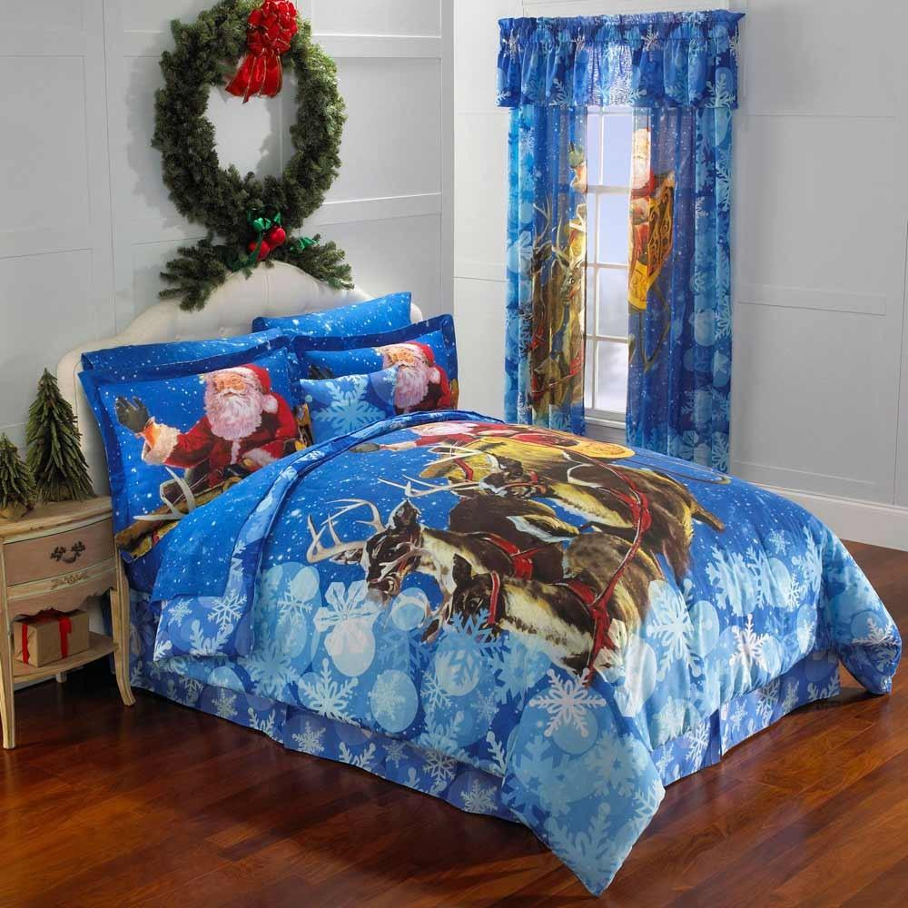 Decorations Cute Kid Bedroom Christmas Decoration Come