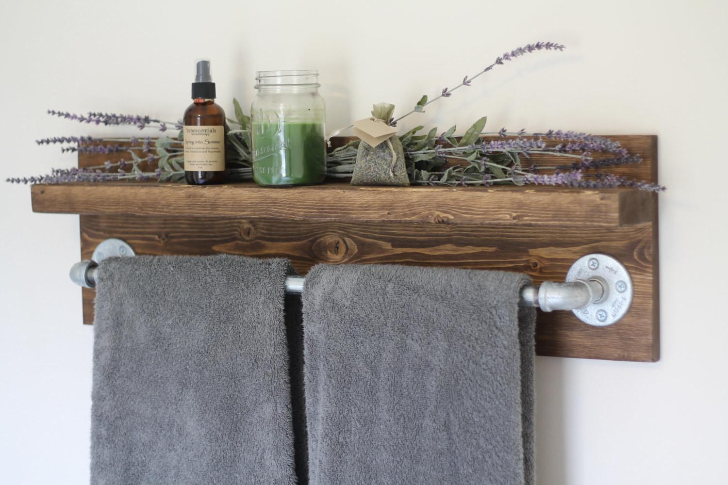 Decorative Bathroom Shelves Shelf