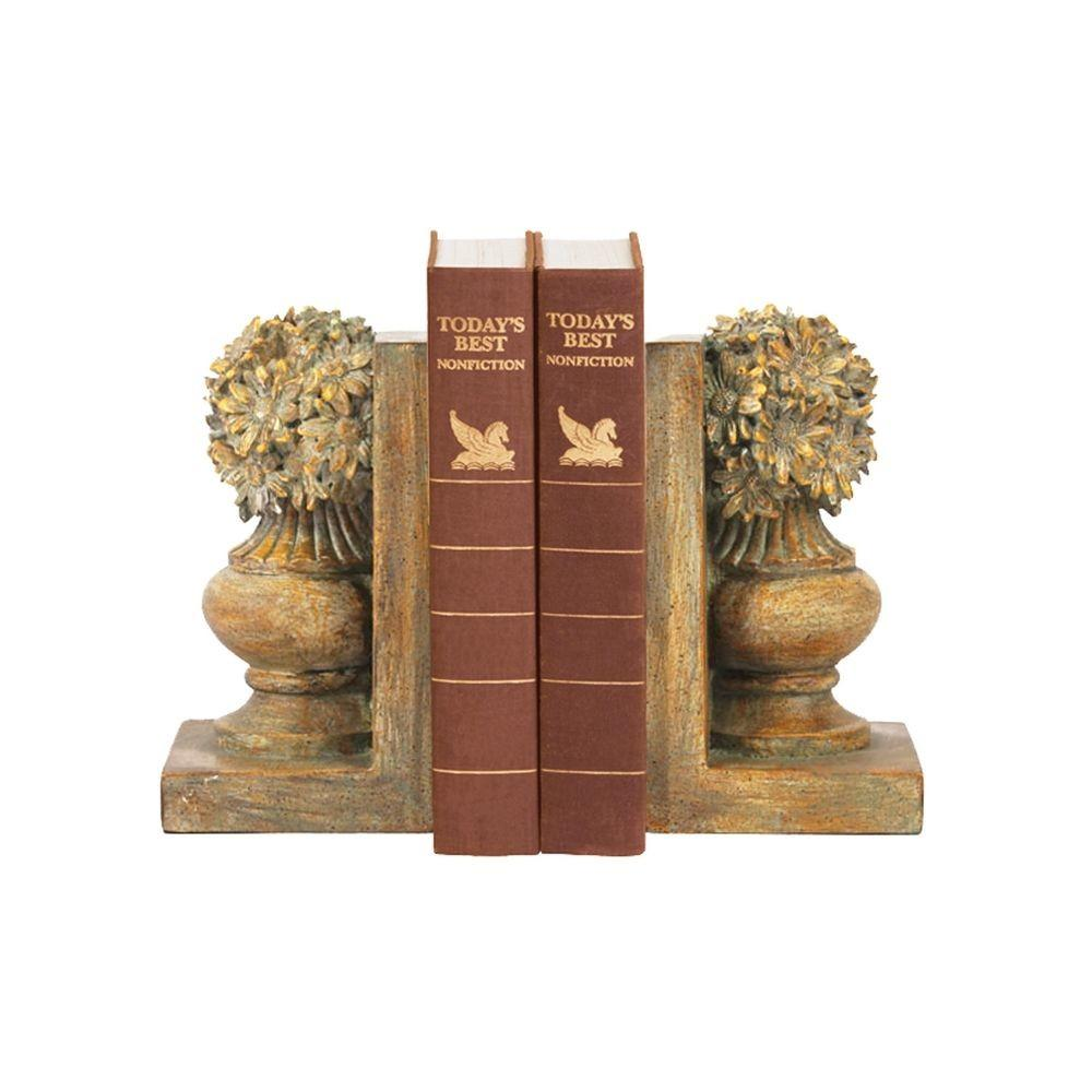 Decorative Bookends Artichoke