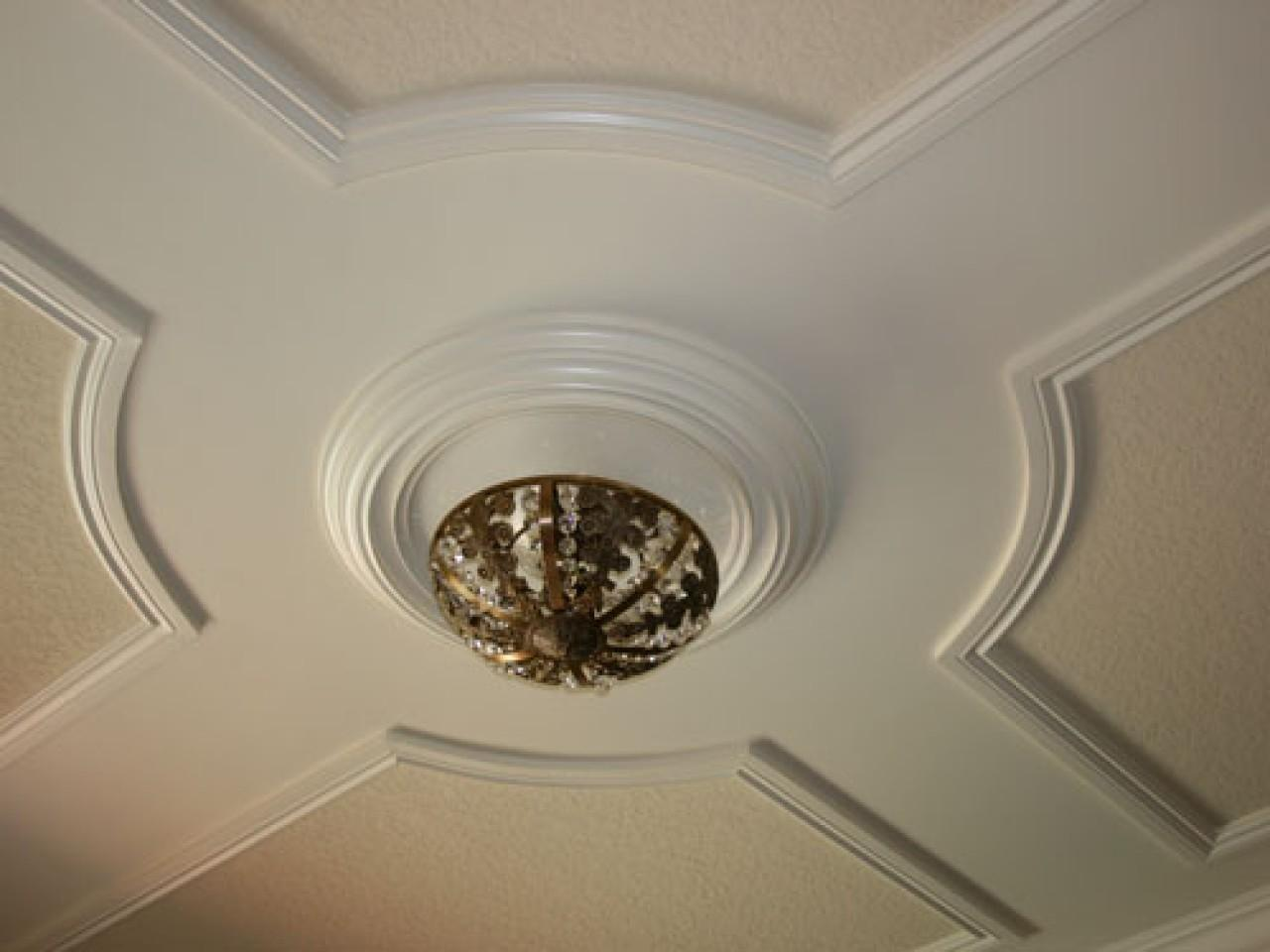 Stylish Ceiling Molding And Trim Ideas That Are Simple Yet Beautiful Pictures Decoratorist