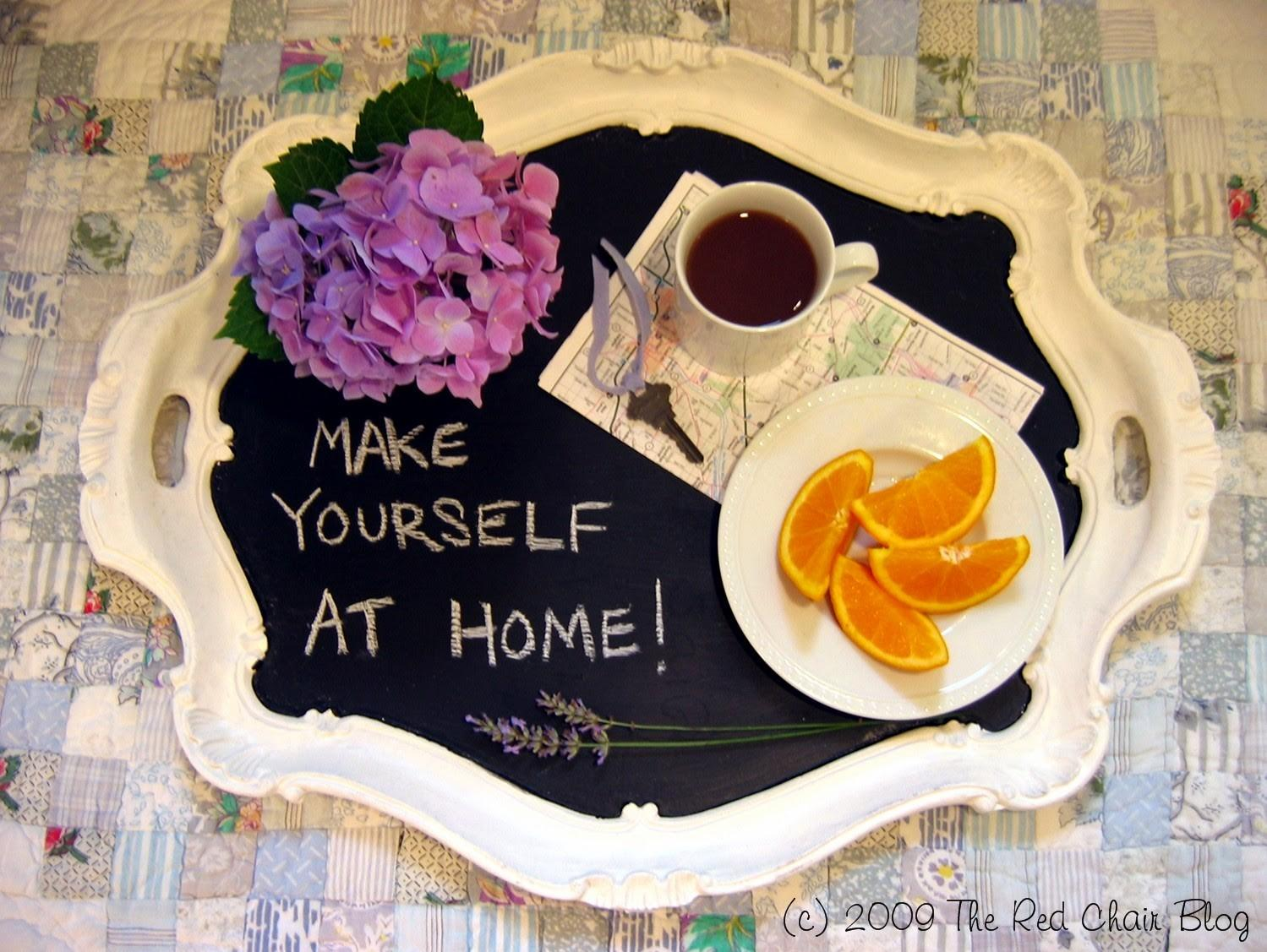 Decorative Diy Trays Home Craft Projects