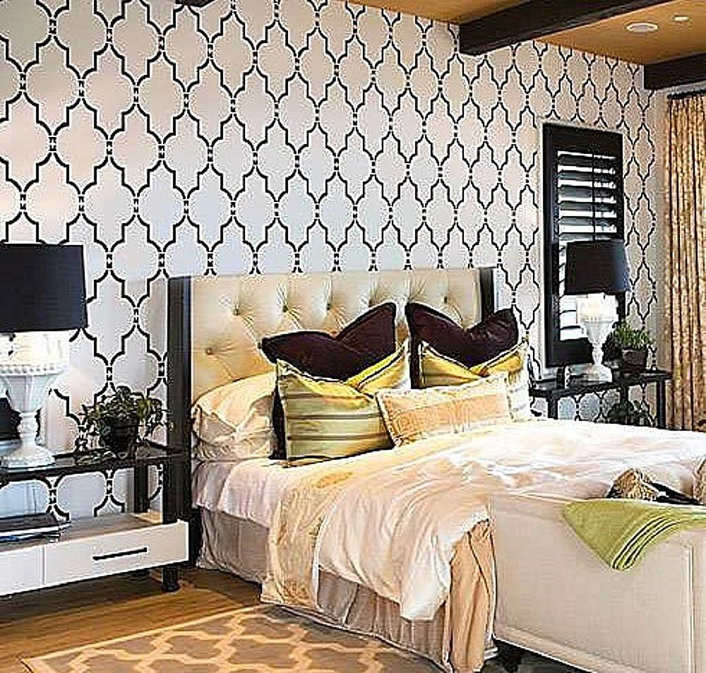 Decorative Paint Techniques Bedroom Walls