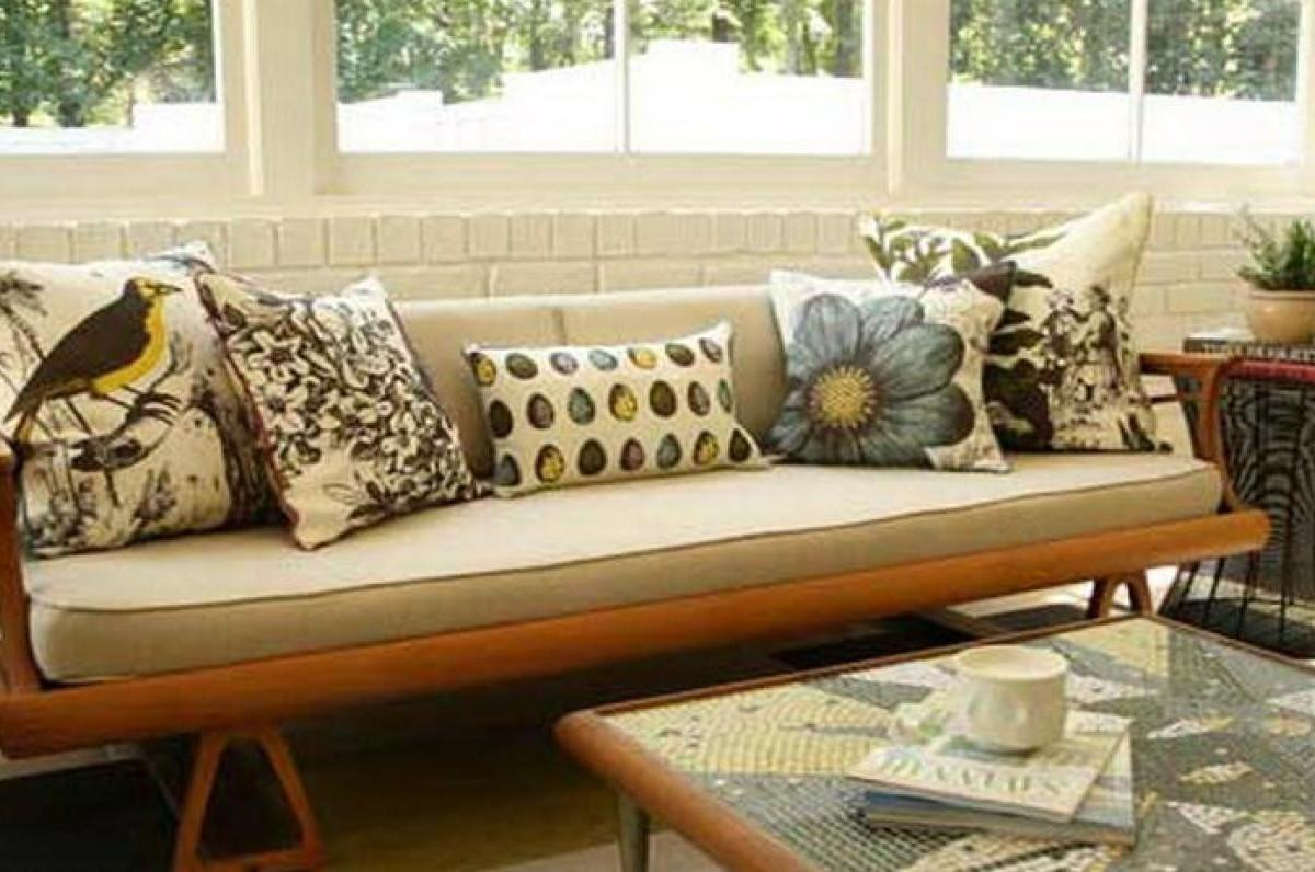 Decorative Pillows Couch Dainty Rustic Throw